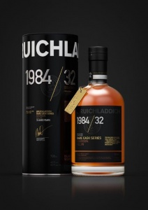 Bruichladdich RareCaskSeries 1984 32YO 700 R2017 BlackBG