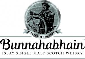 Bunnahabhain helmsman silver marque on white CMYK